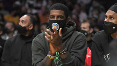 Photo of the NBA pushes for vaccination, the refractory Irving suspended by the Nets